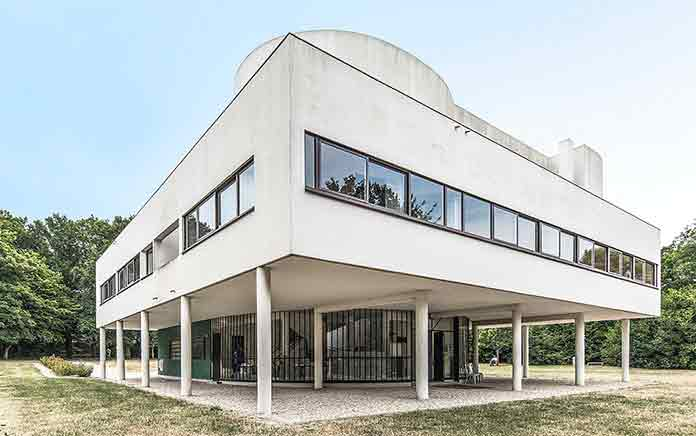 One of the most important architectural design of Le Corbusier is Villa Savoye