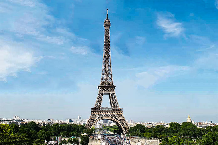 When we say biomimicry in architecture one of the first works come to mind is Eiffel Tower