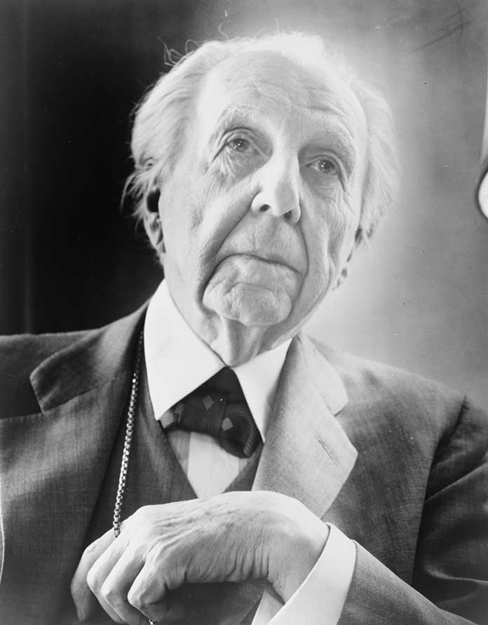 Frank Lloyd Wright buildings and his architecture