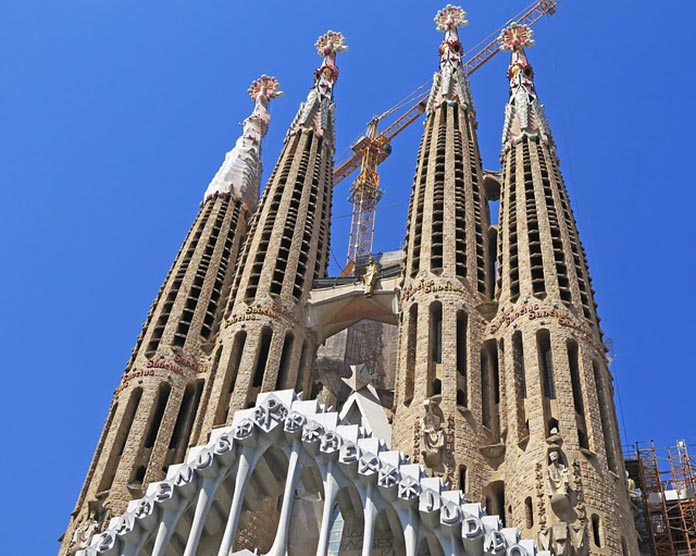 The Unfinished Church of Barcelona