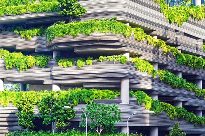 Sustainable Green Architecture